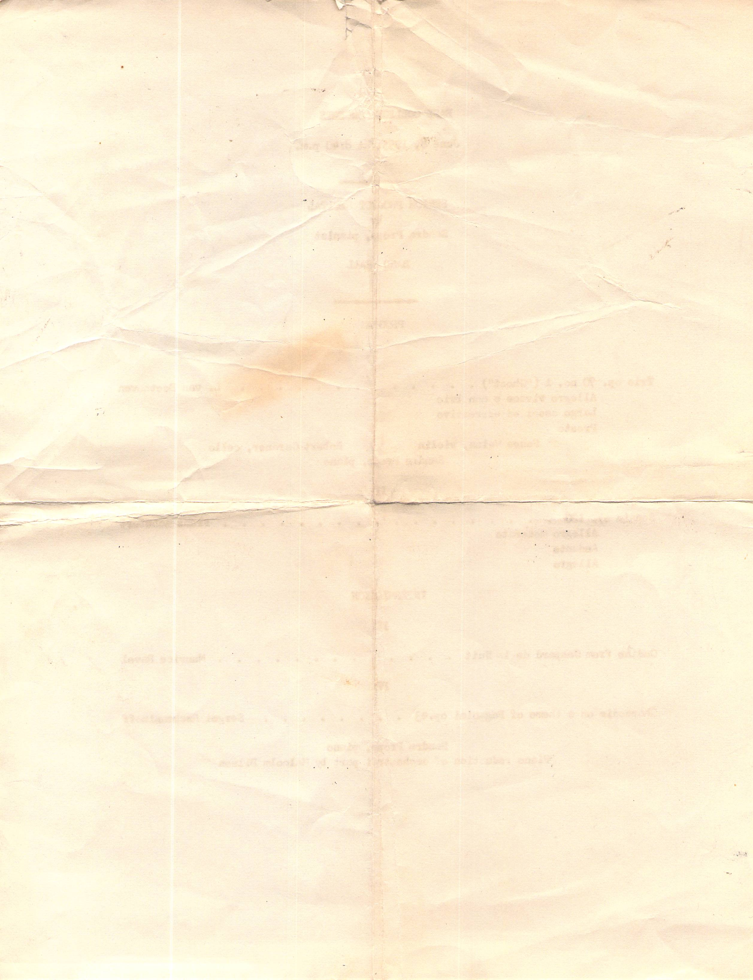 old yellowed folded thin paper free texture background – free clip art