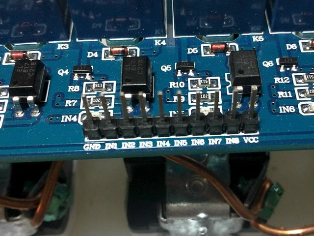 DIY Raspberry Pi Zero W 120v AC Outlet Controllers